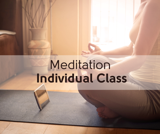 Picture of Mindfulness Meditation - Individual Session